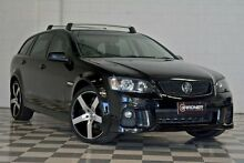 2010 Holden Commodore VE SERIES 2 SV6 Black 5 Speed Automatic Wagon Burleigh Heads Gold Coast South Preview