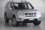 2012 Nissan X-Trail T31 Series IV ST Silver 6 Speed Manual Wagon Tweed Heads South Tweed Heads Area Preview