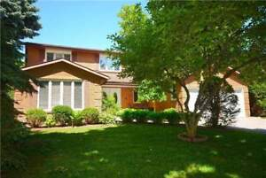House for Lease in Mississauga Rd & QEW , prime location