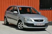 2009 Kia Rio JB MY09 LX Silver 4 Speed Automatic Hatchback Molendinar Gold Coast City Preview