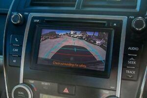 2013 Toyota Camry Blue Constant Variable Sedan