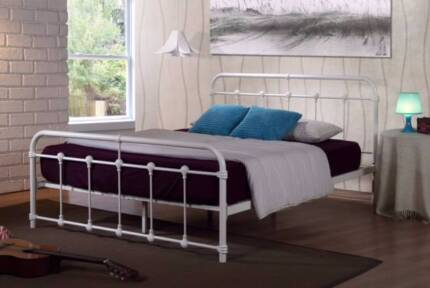 Fiona Double Bed Frame ( Quality Guaranteed )