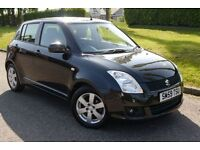 SUZUKI SWIFT 1.5 GLX 5d AUTO 99 BHP