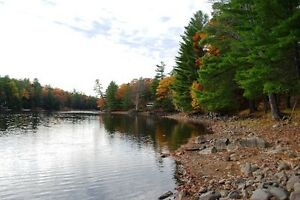 Bobs Lake Waterfront Lot