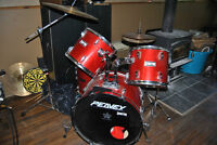 Peavy Drum Set