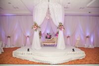 Backdrop Creations and Rentals at Pearl Decor