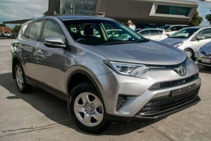 2016 Toyota RAV4 Silver Sports Automatic Wagon