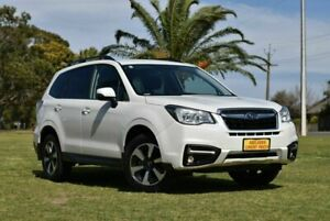 2017 Subaru Forester S4 MY17 2.5i-L CVT AWD White 6 Speed Constant Variable Wagon Cheltenham Charles Sturt Area Preview
