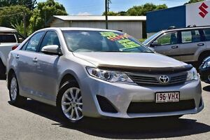 2013 Toyota Camry ASV50R Altise Silver 6 Speed Sports Automatic Sedan Beaudesert Ipswich South Preview