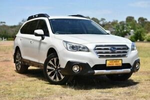 2016 Subaru Outback B6A MY16 2.5i CVT AWD White 6 Speed Constant Variable Wagon Enfield Port Adelaide Area Preview