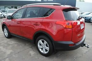 2014 Toyota RAV4 ASA44R MY14 GXL AWD Red 6 Speed Sports Automatic Wagon Townsville Townsville City Preview