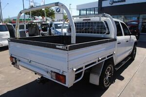 2013 Volkswagen Amarok 2H MY13 TDI420 4Motion Perm White 8 Speed Automatic Utility Townsville Townsville City Preview
