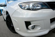 2012 Subaru Impreza G3 MY13 WRX AWD Satin White Pearl 5 Speed Manual Sedan Willagee Melville Area Preview