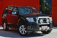 2007 Nissan Pathfinder R51 MY07 ST-L Black 5 Speed Sports Automatic Wagon Molendinar Gold Coast City Preview