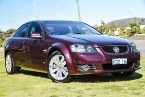2012 Holden Commodore VE II MY12.5 Z Series Red 6 Speed Sports Automatic Sedan Wangara Wanneroo Area Preview