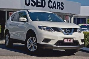 2014 Nissan X-Trail T32 ST X-tronic 2WD White 7 Speed Constant Variable Wagon Hillcrest Logan Area Preview