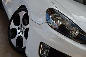 2012 Volkswagen Golf 1K MY12 GTi White 6 Speed Direct Shift Hatchback Belconnen Belconnen Area Preview