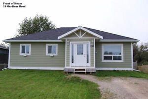 FOR SALE: Beautiful and energy efficient bungalow- MOOSONEE