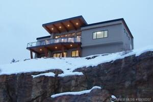 Stunning New Contemporary Mountain & Lake View Home