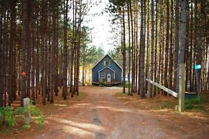 Off the Grid Solar Home On Upper Rideau Lake!