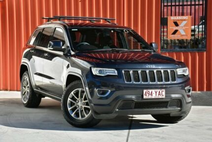 2013 Jeep Grand Cherokee WK MY2014 Laredo Grey 8 Speed Sports Automatic Wagon Molendinar Gold Coast City Preview