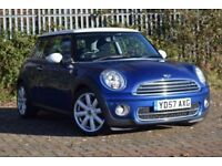 Mini Cooper D 1.6 3 Door - Full Mini Service History