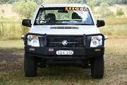 2007 Holden Rodeo RA MY07 LX White 5 Speed Manual Cab Chassis South Lismore Lismore Area Preview