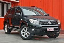 2008 Toyota RAV4 ACA33R MY08 Cruiser L Black 4 Speed Automatic Wagon Molendinar Gold Coast City Preview
