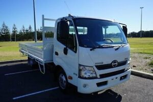 2013 Hino 300 White Arncliffe Rockdale Area Preview