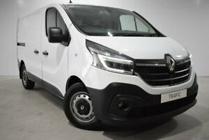 2020 Renault Trafic X82 MY21 Premium Low Roof SWB EDC 125kW White 6 Speed Launceston Launceston Area Preview