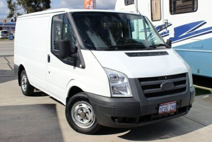 2008 Ford Transit VM Low (SWB) White 5 Speed Manual Van Cannington Canning Area Preview