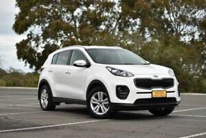 2018 Kia Sportage QL MY18 Si 2WD White 6 Speed Sports Automatic Wagon Enfield Port Adelaide Area Preview