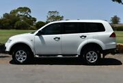 2011 Mitsubishi Challenger PB (KG) MY12 White 5 Speed Manual Wagon Brighton Holdfast Bay Preview