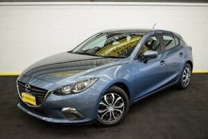 2014 Mazda 3 BM5478 Neo SKYACTIV-Drive Blue 6 Speed Sports Automatic Hatchback Canning Vale Canning Area Preview