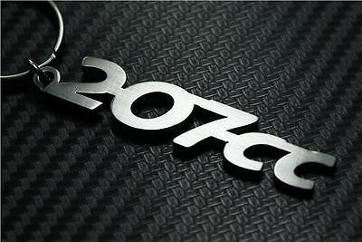 207cc Porte-Clés Hdi Gti Rc Sport Cabriolet