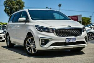 2019 Kia Carnival YP Platinum White Sports Automatic Midland Swan Area Preview
