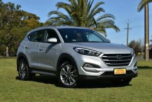 2018 Hyundai Tucson TL MY18 Active X 2WD Silver 6 Speed Sports Automatic Wagon Cheltenham Charles Sturt Area Preview