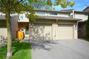 Well Maintained 3+1 Bedrooms, 2 Bath Townhouse
