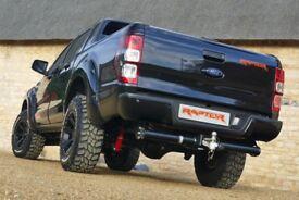 Ford Ranger Wild Track Raptor Edition