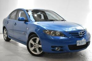 2005 Mazda 3 BK1031 SP23 Blue 5 Speed Manual Sedan