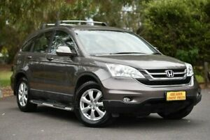 2012 Honda CR-V RE MY2011 Sport 4WD Grey 5 Speed Automatic Wagon Melrose Park Mitcham Area Preview