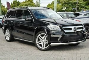 2013 Mercedes-Benz GL-Class X166 GL350 BlueTEC 7G-Tronic + Black 7 Speed Sports Automatic Wagon Osborne Park Stirling Area Preview
