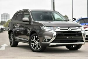 2018 Mitsubishi Outlander ZL MY18.5 LS 2WD Ironbark 6 Speed Constant Variable Wagon