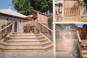 Carpenter for hire - Quality work at affordable prices! London Ontario image 3