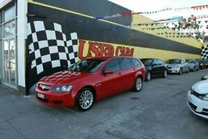 2009 Holden Commodore VE International Red Wagon Dandenong Greater Dandenong Preview
