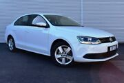 2015 Volkswagen Jetta 1B MY15 118TSI DSG Comfortline White 7 Speed Sports Automatic Dual Clutch Epping Whittlesea Area Preview