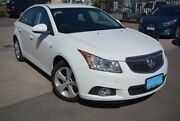 2014 Holden Cruze JH MY13 CD White 6 Speed Automatic Sedan Welshpool Canning Area Preview