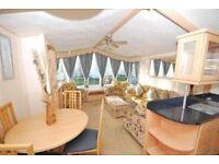 Static caravan for sale, Northampton - call Rory 07930626179 - double glazed!