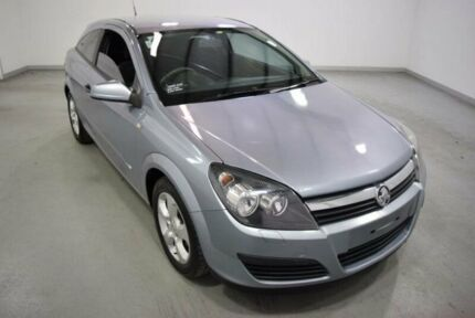 2005 Holden Astra AH MY06 CD Grey 5 Speed Manual Coupe Moorabbin Kingston Area Preview