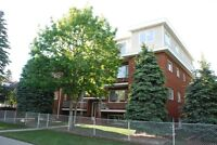 Old Strathcona immaculate 1 bedroom, two entry suite-unique!